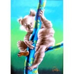 Animal Game 8 (Koala)