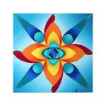 Mandala Minimal Flower